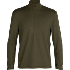 Icebreaker Original LS Half Zip Pullover Men loden